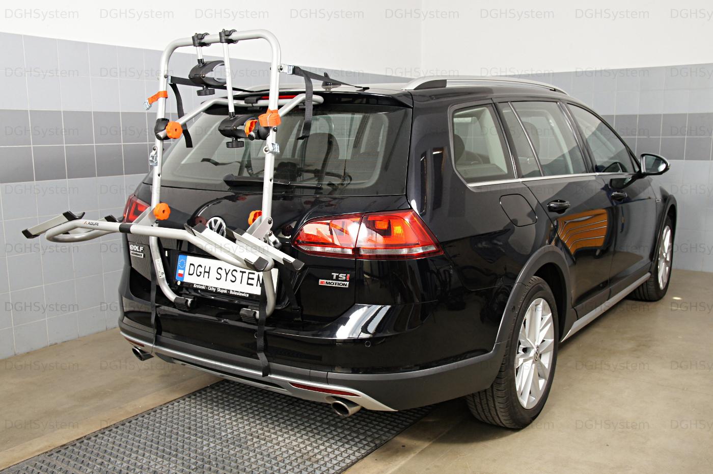 Porte-Vélos arrière Ellenne pr véhicules avec un coffre//hayon 4x4 et Monospace.