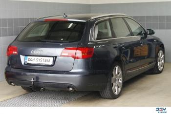 Audi A6 C6 Avant/Kombi 2005-2011 - montaż haka holowniczego (Westfalia)