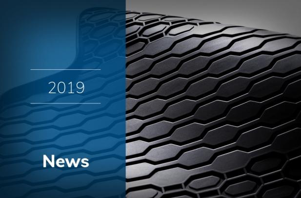 2019 - Dywaniki samochodowe, haki Witter