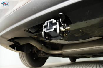 Fiat Tipo hatchback (5 doors) from 2015 – tow bar installation (AUTO-HAK)